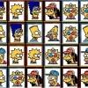 Jeu Tiles Of The Simpsons en plein ecran