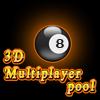 Jeu 3D Multiplayer Pool en plein ecran