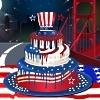 Jeu 4th of July Cake Maker en plein ecran