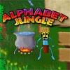 Jeu Alphabet Jungle en plein ecran