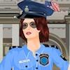 Jeu American Police Dress Up en plein ecran