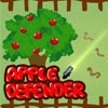 Jeu Apple Defender en plein ecran