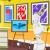Art Gallery Brush Up