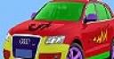 Jeu Audi Q5 Car Coloring