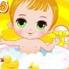 Jeu Baby Bathing Games For Little Kids en plein ecran