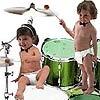 Jeu Baby drummer en plein ecran