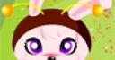 Jeu Baby Rabbit Dressup