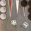 Jeu Backgammon Multiplayer en plein ecran
