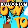 Jeu BALLOON TOM en plein ecran