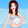 Beach Volley Dressup