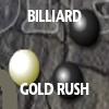 Jeu BILLIARD GOLD RUSH en plein ecran