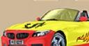 Jeu Bmw Z4 Car Coloring