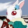 Jeu Bunny Dress up en plein ecran