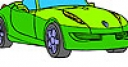 Jeu Cabrio Car Coloring