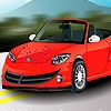 Jeu Cabrio Sport Car en plein ecran