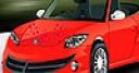 Jeu Cabrio Sport Car
