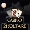 Jeu Casino 21 Solitaire en plein ecran