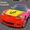Chevrolet Corvette Z06 Coloring