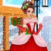 Jeu Christmas Ball Princess en plein ecran