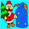 Christmas coloring