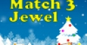 Jeu Christmas Match 3 Jewel