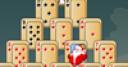 Jeu Christmas Pyramid Solitaire