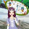 Jeu Cinderella Dress Up en plein ecran