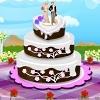 Jeu Classic Wedding Cake Decoration en plein ecran
