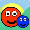 Jeu clever ball brothers en plein ecran