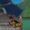 Jeu Coaster Cars 2: megacross en plein ecran