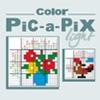 Jeu Color Pic-a-Pix Light Vol 1 en plein ecran