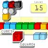 Jeu Cubes R Square en plein ecran