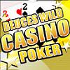 Jeu Deuce Wild Casino Poker en plein ecran