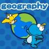Jeu DinoKids – Geography en plein ecran