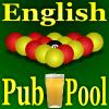 Jeu English Pub Pool en plein ecran