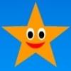 Jeu Falling Stars Typing en plein ecran