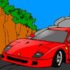 Ferrari F40 Painting