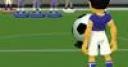 Jeu Flicking Soccer by FlashGamesFan.com
