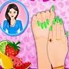 Fruit Fashion Nail Art