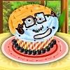 Jeu Funny Cupcake Maker en plein ecran