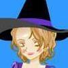 Jeu Halloween Costume Dressup Game en plein ecran