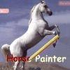 Jeu Horse Painter en plein ecran