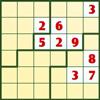 Jeu Jigsaw Sudoku en plein ecran