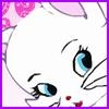 Jeu Kitty Cat Dressup en plein ecran