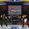 Jeu KOF-Wing 1.0 Demo en plein ecran
