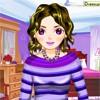 Lovely Lavender Girl