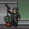 Jeu Matrix Rampage en plein ecran