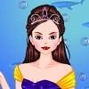 Jeu Mermaid Megan Dress Up en plein ecran