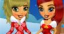 Jeu Mina and Lisa Christmas Collection