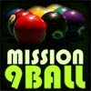 Jeu Mission 9 Ball en plein ecran
